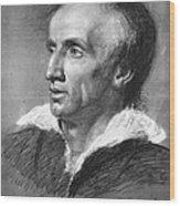 William Wordsworth Wood Print