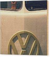 60s Remembered Wood Print