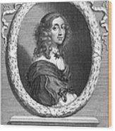 Christina (1626-1689) Wood Print