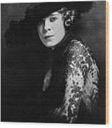 Mae West (1892-1980) Wood Print