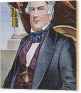 Millard Fillmore (1800-1874) Wood Print