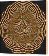 709 Wood Print