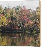Sugar Ridge State Fish And Wildlife Area Wood Print