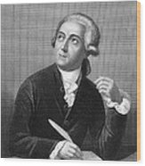 Antoine Laurent Lavoisier Wood Print