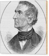 Baron Justus Von Liebig Wood Print