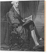 John Hancock (1737-1793) Wood Print