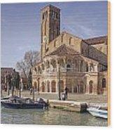 Murano Wood Print