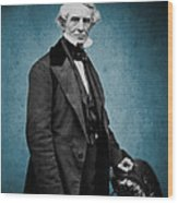 Samuel Morse, American Inventor Wood Print by Science Source