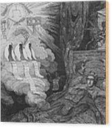 Thomas Paine (1737-1809) Wood Print