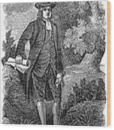 William Penn (1644-1718) Wood Print by Granger