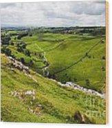 Yorkshire Dales National Park Wood Print