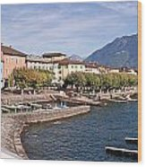 Ascona - Ticino Wood Print