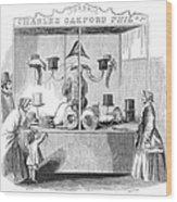 Crystal Palace, 1853 Wood Print