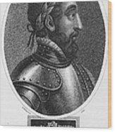 Henry II (1519-1559) Wood Print
