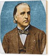 Jean-martin Charcot, French Neurologist Wood Print