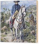 Napoleon I (1769-1821) Wood Print