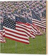 911 Memorial 1 Wood Print