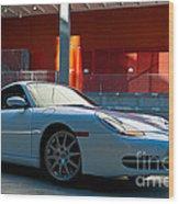 911 Porsche 996 2 Wood Print