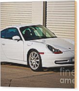 911 Porsche 996 6 Wood Print