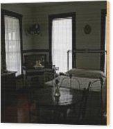 A Grandmother's Room Wood Print