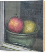 A Pair Wood Print by Brenda Bryant