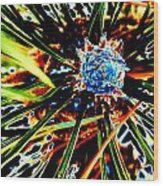 A Piney Abstract Wood Print