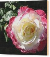 A Rose From Tyler Wood Print
