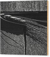 A Soft Imposition Wood Print