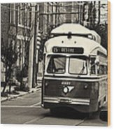A Streetcar Named Desire Wood Print