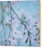 A Subtle Spring Wood Print