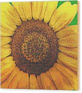 A Sunny Day Wood Print