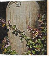 A Taste Of Italy Wood Print