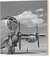 A U.s. Army Air Forces B-29 Wood Print