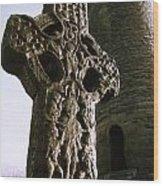 Abbey Of Kells, Kells, County Meath Wood Print