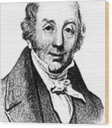 Abraham Colles, Irish Surgeon & Wood Print