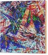 Abs 0386 Wood Print