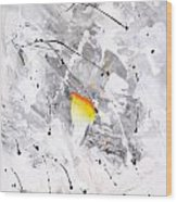 Abstraction 477-2013 Wood Print