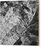 Abs 0575 Wood Print