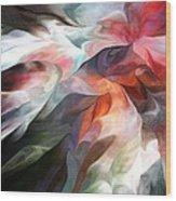 Abstract 062612 Wood Print