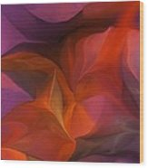 Abstract 071812 Wood Print
