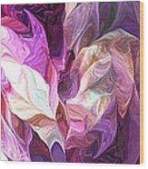 Abstract 072512 Wood Print