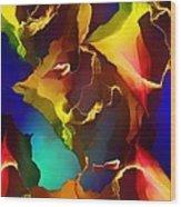 Abstract 091412 Wood Print