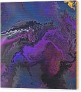 Abstract 112711a Wood Print