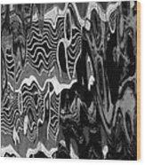 Abstract 13b Wood Print