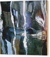 Abstract 1409 Wood Print