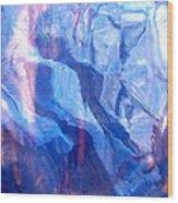Abstract 1506 Wood Print