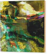 Abstract 1749 Wood Print
