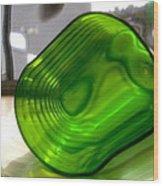 Abstract 1995 Wood Print
