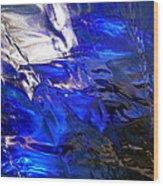 Abstract 3158 Wood Print