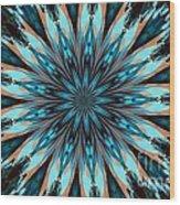 Abstract 37 Wood Print